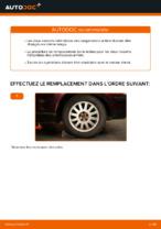 Comment remplacer les ressorts de suspension arrière sur une AUDI A3 8L1