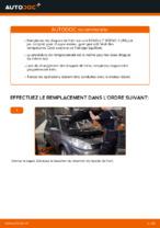 Comment remplacer des disques de frein avant sur une RENAULT SCENIC II (JM)