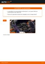 Comment remplacer le flexible de frein sur une OPEL ASTRA G (T98, F08, F48)
