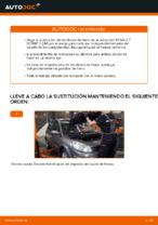 Cambiar Discos de Freno RENAULT SCÉNIC: manual de taller