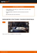 Bremsedeler verksted manualer online