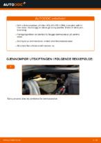 Mekanikerens anbefalinger om bytte av VOLVO Volvo V70 SW 2.4 D5 Bremseklosser