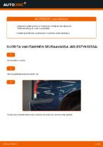 Milloin vaihtaa Polttoainesuodatin VOLVO V70 II (SW): käsikirja pdf