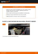 PDF vaihto-opas: Jarrulevy VOLVO