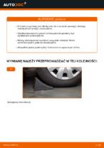 W jaki sposób wymienić tylne mocowanie amortyzatora w VOLKSWAGEN PASSAT B6