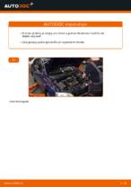 Jak vyměnit přední brzdovou hadičku na OPEL ASTRA G (T98, F08, F48)