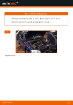 Navodila po korakih za popravilo Opel Astra j p10