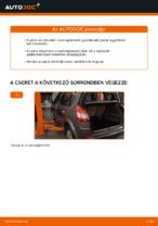 Műhely kézikönyv: Renault Scénic IV