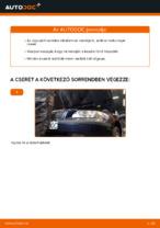 VOLVO Olajszűrő cseréje csináld-magad - online útmutató pdf
