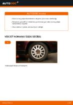 Kā nomainīt aizmugurējās piekares atsperes automašīnai AUDI A3 8L1