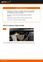 Automehāniķu ieteikumi VOLVO Volvo V70 SW 2.4 D5 Salona filtrs nomaiņai