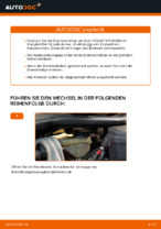 Tipps von Automechanikern zum Wechsel von VOLVO Volvo V70 SW 2.4 D5 Kraftstofffilter