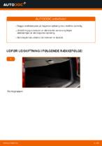 Hvornår skal Støddæmper skiftes VOLVO V70 II (SW): vejledning pdf