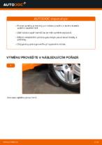Jak vyměnit ložisko zadního tlumiče na autě Volkswagen Golf IV (1J)