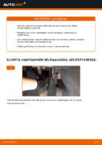PDF Opetus korjaus varaosat: VOLVO V70 2 (SW)