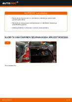 Auton huolto: ilmainen käyttöohje