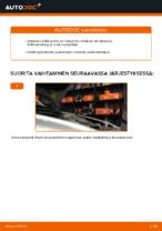 Kuinka vaihtaa ja säätää Polttoainesuodatin bensiini: ilmainen pdf-opas