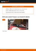 Quando mudar Filtro de Óleo CITROËN C3 I (FC_): pdf manual