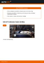 Kā nomainīt priekšējās piekares atsperes automašīnai VOLVO V70 II (SW)