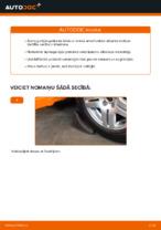 VW GOLF II (19E, 1G1) instrukcijas par remontu un apkopi