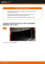 VOLVO Stoßdämpfer Satz Gasdruck wechseln - Online-Handbuch PDF