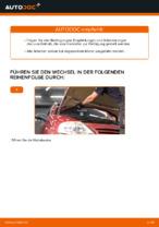 Montage Luftfiltereinsatz CITROËN C3 I (FC_) - Schritt für Schritt Anleitung