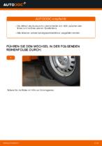 OPEL ASTRA G Hatchback (F48_, F08_) Längslenker wechseln: Handbuch online kostenlos
