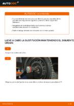 Cómo cambiar la cazoleta del amortizador delantero en FIAT PUNTO 188