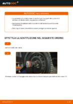 Come sostituire il montante supporto dell'ammortizzatore anteriore su FIAT PUNTO 188