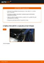 Jak vyměnit kabinový vzduchový filtr na Mercedes-Benz W169