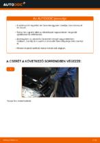 Fedezze fel az MERCEDES-BENZ Utastér levegőszűrő probléma elhárításának részletes bemutatóját