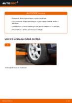 Rokasgrāmata PDF par V70 apkopi