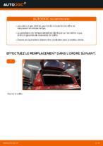 Remplacement Verin de coffre CITROËN C3 : pdf gratuit
