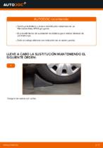 Reemplazo Rotula de barra estabilizadora instrucción pdf para MERCEDES-BENZ A-CLASS