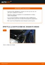 Tutorial di riparazione e manutenzione MERCEDES-BENZ A-Klasse Limousine (W177)