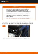MERCEDES-BENZ A-CLASS (W169) Dischi Freno sostituzione: tutorial PDF passo-passo