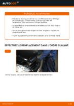 Comment remplacer des disques de frein arrière sur une Mercedes-Benz W169