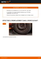 Remplacement Entretoise tige stabilisateur CITROËN C3 : instructions pdf
