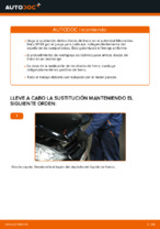 Reemplazar Kit de frenos de disco MERCEDES-BENZ A-CLASS: pdf gratis
