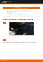 Jak vyměnit vzduchový filtr motoru na Mercedes-Benz W169