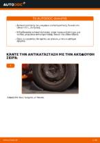 Αλλαγη Ακρα ζαμφορ: pdf οδηγίες για CITROËN C3