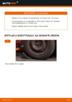 Mudar Apoios de Motor traseiro e dianteiro CITROËN C3 I (FC_): guia pdf