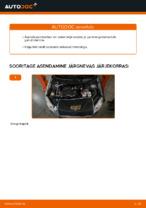 Kuidas vahetada ja reguleerida tagumine ja eesmine Pidurisadul: tasuta pdf juhend