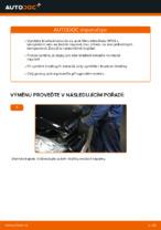 Jak vyměnit přední brzdové kotouče na Mercedes-Benz W169