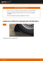 VW TRANSPORTER priročnik za odpravljanje težav
