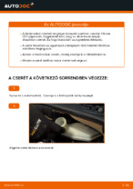 A Gumiharang Készlet Kormányzás cseréjének barkácsolási útmutatója a CITROËN C3 I (FC_)-on