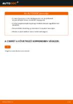 Hogyan cseréje és állítsuk be első és hátsó Toronycsapágy szilent: ingyenes pdf útmutató