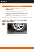 Wie Sie das vordere Federbein am Mercedes-Benz W169 ersetzen
