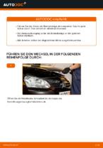 Wie Sie die vorderen Bremsbeläge am VOLKSWAGEN GOLF V (1K) ersetzen