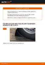 Stoßdämpfer Satz VW TRANSPORTER IV Bus (70XB, 70XC, 7DB, 7DW) einbauen - Schritt für Schritt Tutorial